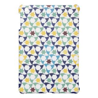 アルハンブラのモスクのタイルパターンiPad Miniケース iPad Miniケース