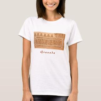 アルハンブラグラナダスペインのTシャツ Tシャツ