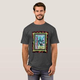 アルバのグウBràthスコットランドAigh BasアルバのClaymore Tシャツ