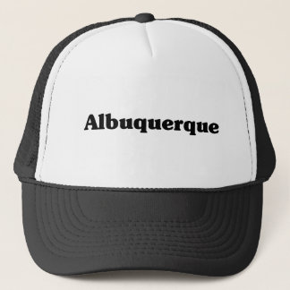 アルバカーキのクラシックのTシャツ キャップ