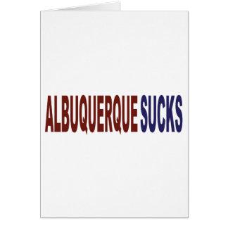 アルバカーキの最低 カード