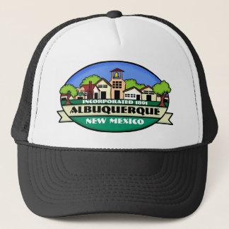 アルバカーキニューメキシコの町の記念品の帽子 キャップ