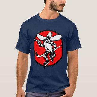 アルバカーキ6銃 Tシャツ
