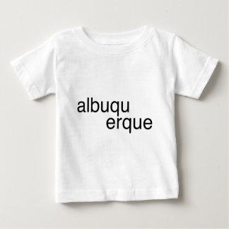 アルバカーキ ベビーTシャツ