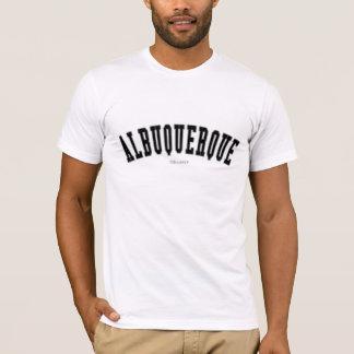 アルバカーキ Tシャツ
