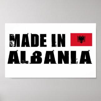アルバニアで作られる ポスター