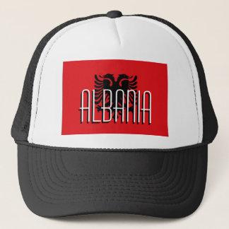 アルバニアのアルバニアの旗の記念品の帽子 キャップ