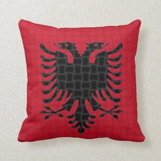 アルバニアのアルバニア人の旗 クッション