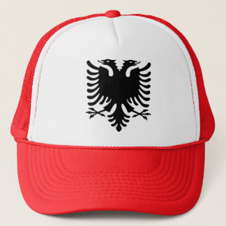 アルバニアのワシの帽子 キャップ