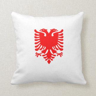 アルバニアのワシの枕 クッション