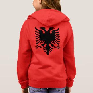 アルバニアのワシ スウェットシャツ