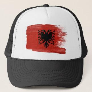 アルバニアの旗のトラック運転手の帽子 キャップ