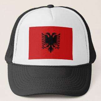 アルバニアの旗の帽子 キャップ