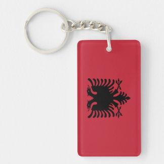 アルバニアの旗 キーホルダー