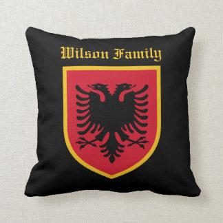 アルバニアの旗 クッション