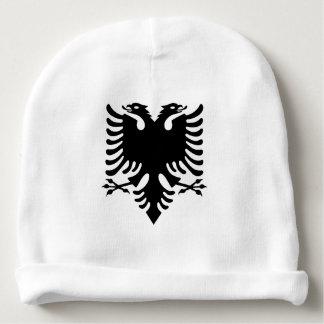 アルバニアの紋章付き外衣 ベビービーニー