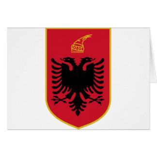 アルバニアの紋章 カード