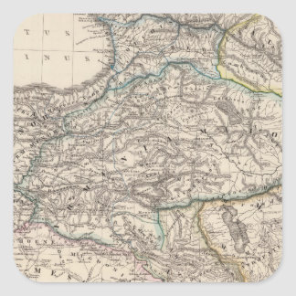 アルバニア、イベリア、Colchis、アルメニアのメソポタミア スクエアシール