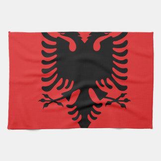 アルバニア キッチンタオル