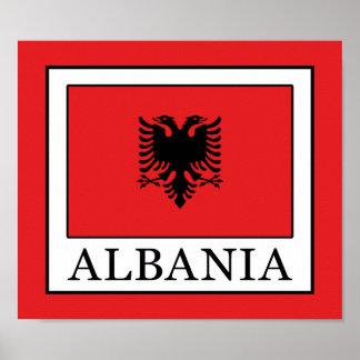 アルバニア ポスター