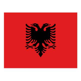 アルバニア ポストカード