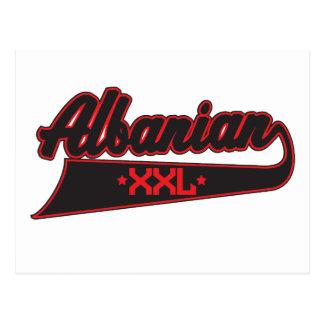 アルバニアXXL ポストカード