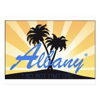 アルバニー(ないその…) ポストカード