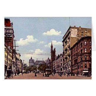 アルバニー、ニューヨーク カード
