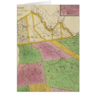 アルバニー、Schenectady郡 カード