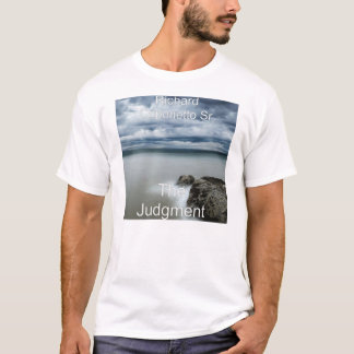 アルバム判断の人のT Tシャツ