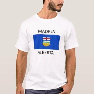 アルバータで作られる Tシャツ