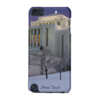 アルバータの寺院-冬の非難 iPod TOUCH 5G ケース