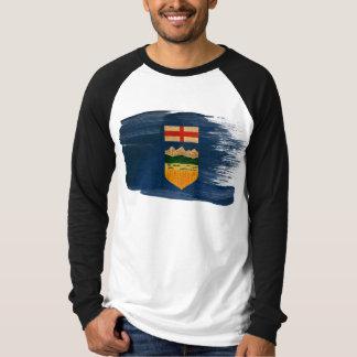 アルバータの旗 Tシャツ