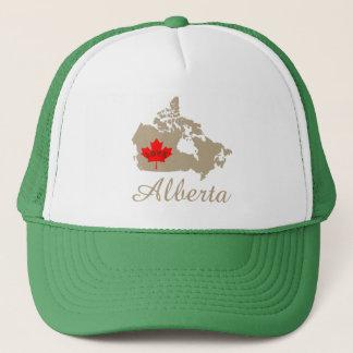 アルバータカスタマイズ可能な愛地域のカナダの帽子 キャップ