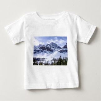 アルバータ山1 ベビーTシャツ
