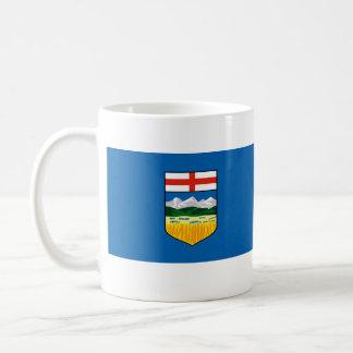 アルバータ、カナダ コーヒーマグカップ