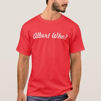 アルバートだれか。 、セントルイスのTシャツ Tシャツ