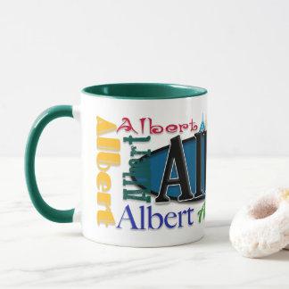 アルバートのコーヒー・マグ マグカップ