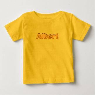 アルバートのTシャツ ベビーTシャツ