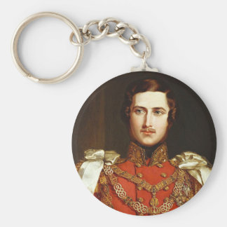 アルバート王子 キーホルダー