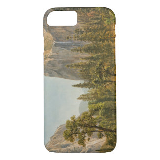 アルバートBierstadt -花嫁のベールの滝、ヨセミテ iPhone 8/7ケース