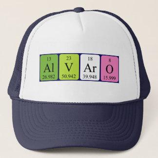 アルバーロの周期表の名前の帽子 キャップ