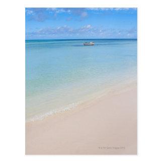 アルバ、ビーチおよび海2 ポストカード