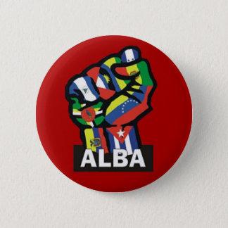 アルバ 5.7CM 丸型バッジ