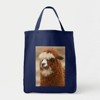 アルパカのバッグ-スタイル及び色を選んで下さい トートバッグ