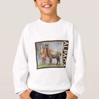 アルパカの組 スウェットシャツ