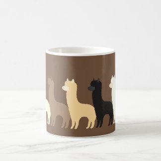 アルパカ コーヒーマグカップ