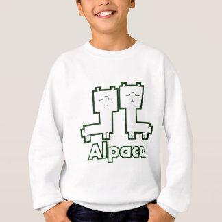 アルパカ スウェットシャツ