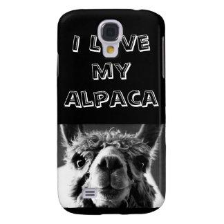 アルパカ GALAXY S4 ケース
