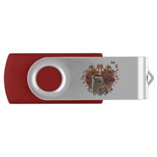 アルパカUSBドライブ USBフラッシュドライブ